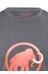 Mammut Mammut Logo t-shirt grijs